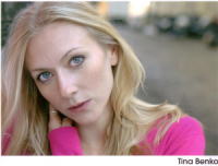 Tina Benko - headshot A
